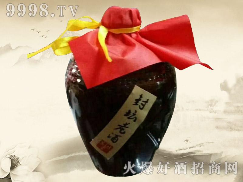 东北蒙封坛老酒