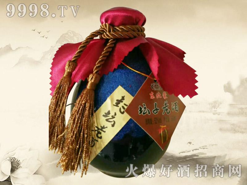 东北蒙封坛老酒500ml