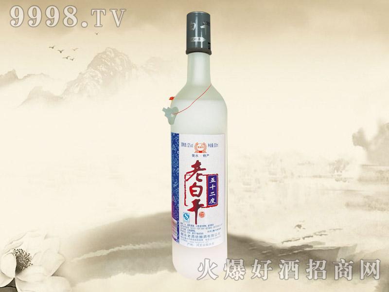 衡盛坊老白干酒52°500ml(磨砂瓶)