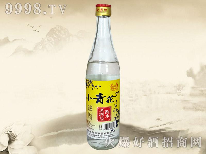 衡盛坊老白干酒小青花42°500ml