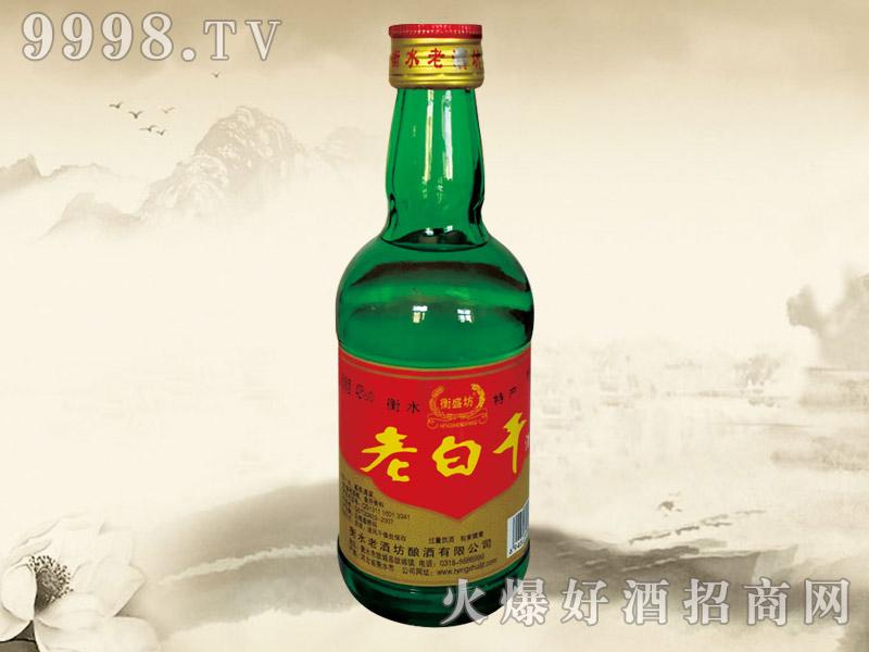 衡盛坊老白干酒42°(绿瓶)