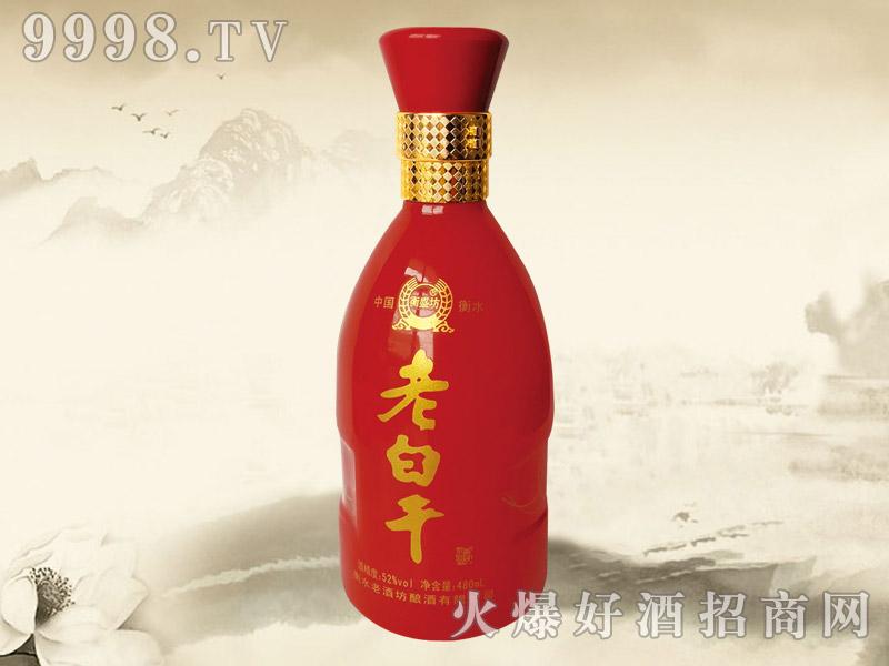 衡盛坊老白干酒(红瓶)