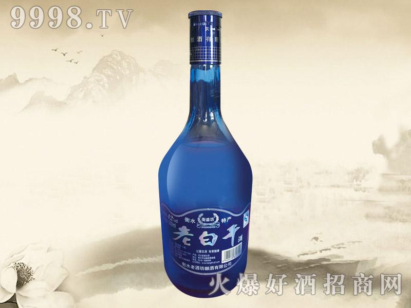 衡盛坊老白干酒42°500ml