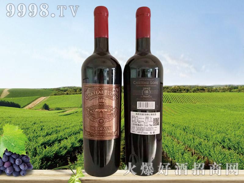 洛菲克歌海娜干红葡萄酒