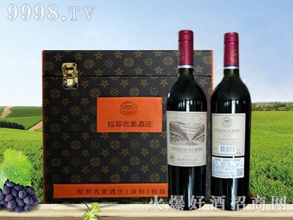拉菲古斯斯波朗干红葡萄酒(皮箱)