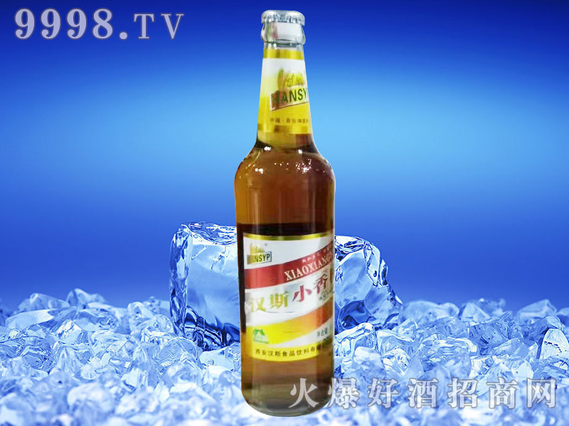 汉斯啤乐小香槟风味饮料