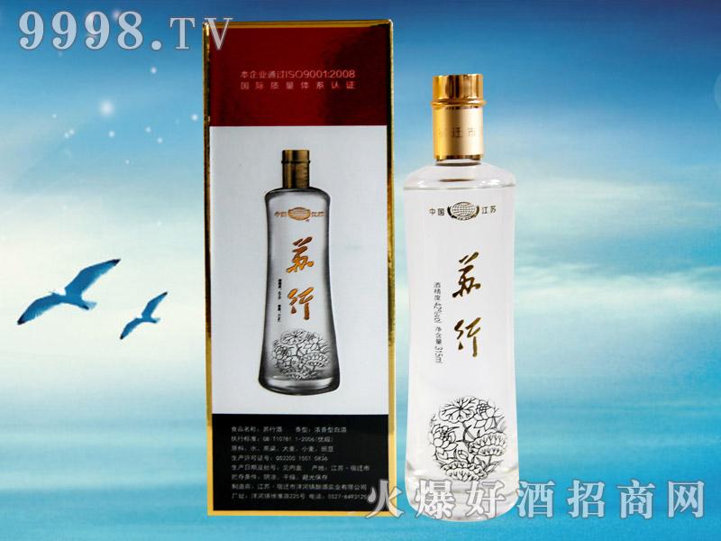 江苏苏行白酒42度315ml