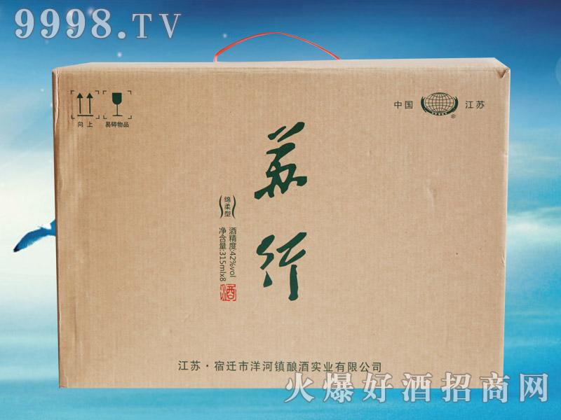 江苏苏行白酒(箱)