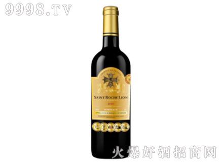 圣洛克雄狮波尔多干红葡萄酒