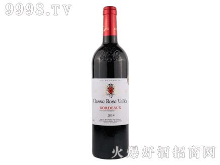 玫瑰山谷干红葡萄酒