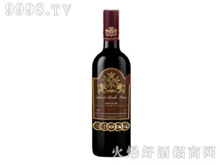 圣洛克雄狮歌海娜干红葡萄酒
