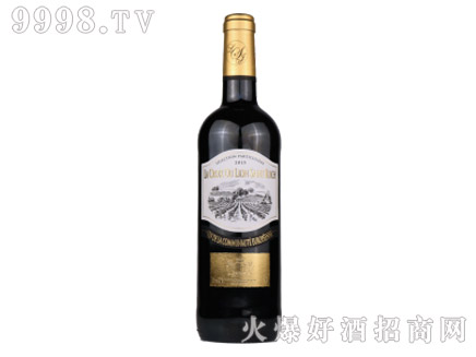 圣洛克・十字雄狮(金标)干红葡萄酒