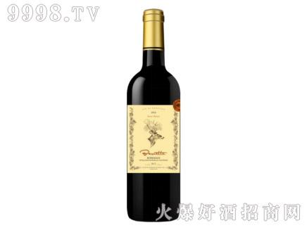圣洛克美鹿干红葡萄酒