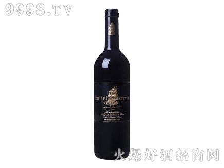 圣洛克・龙船帝国波亚克干红葡萄酒
