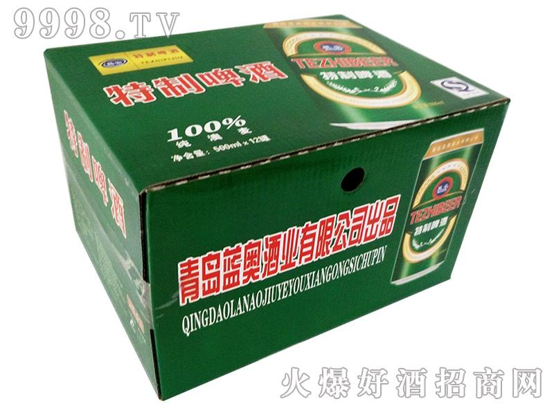 特制啤酒500mlx12罐