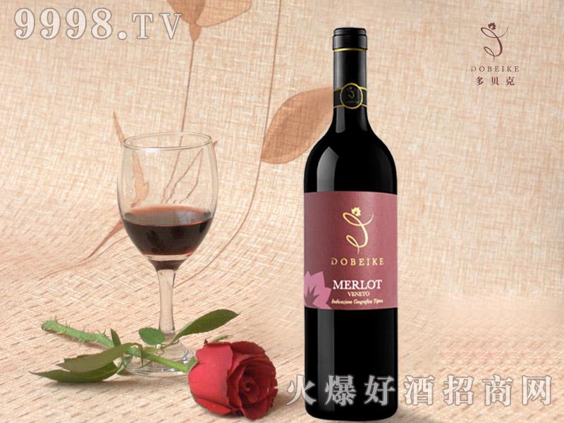 多贝克・梅洛干红葡萄酒
