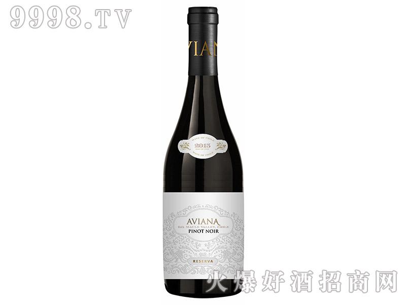 艾薇娜陈酿黑皮诺干红葡萄酒