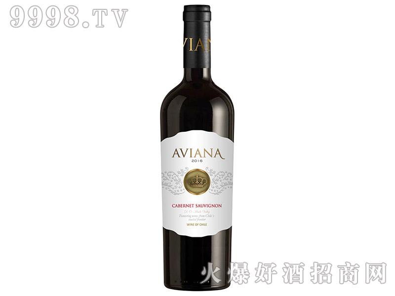 艾薇娜赤霞珠红葡萄酒