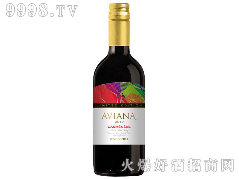 艾薇娜佳美娜干红葡萄酒187.5ml