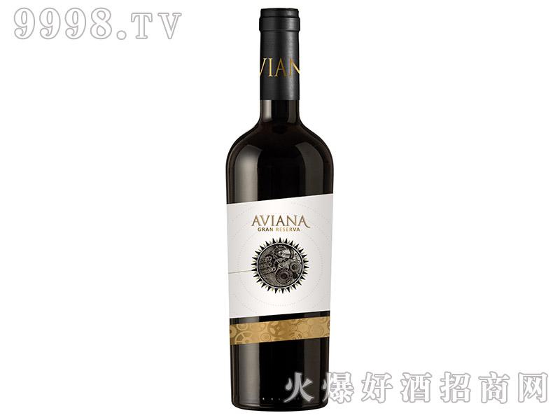艾薇娜特级珍藏干红葡萄酒