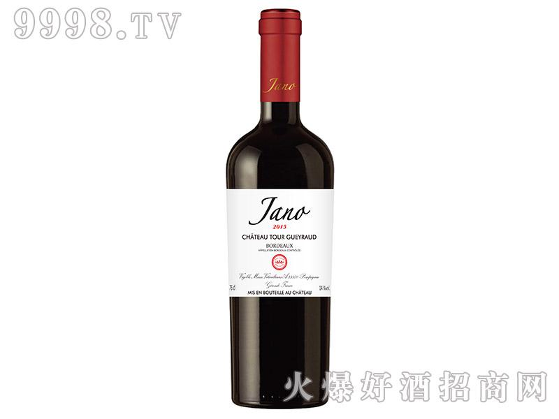 雅诺波尔多・图亚德酒庄干红葡萄酒
