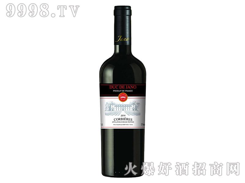 雅诺公爵干红葡萄酒