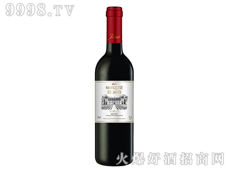 雅诺侯爵干红葡萄酒