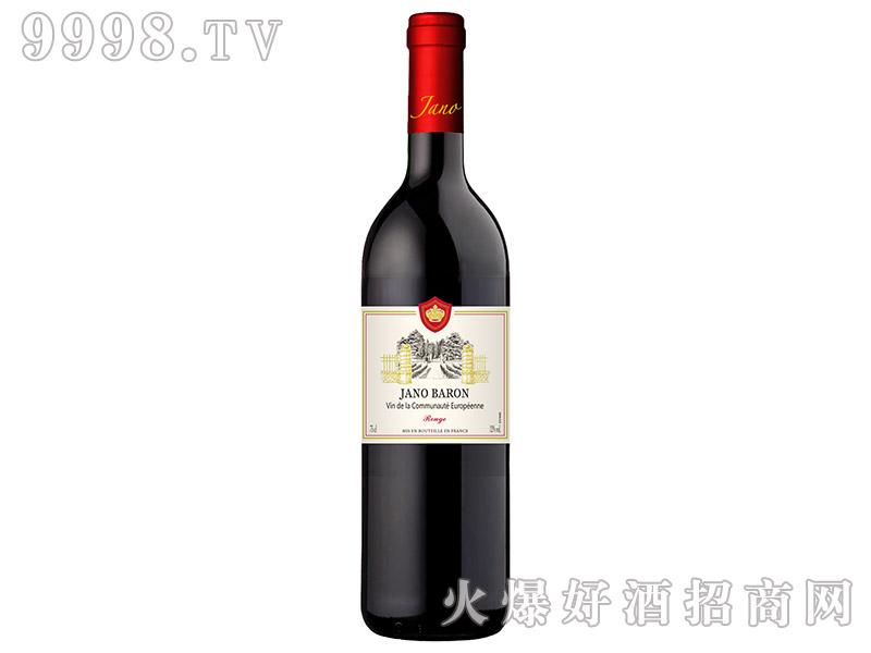 雅诺男爵干红葡萄酒