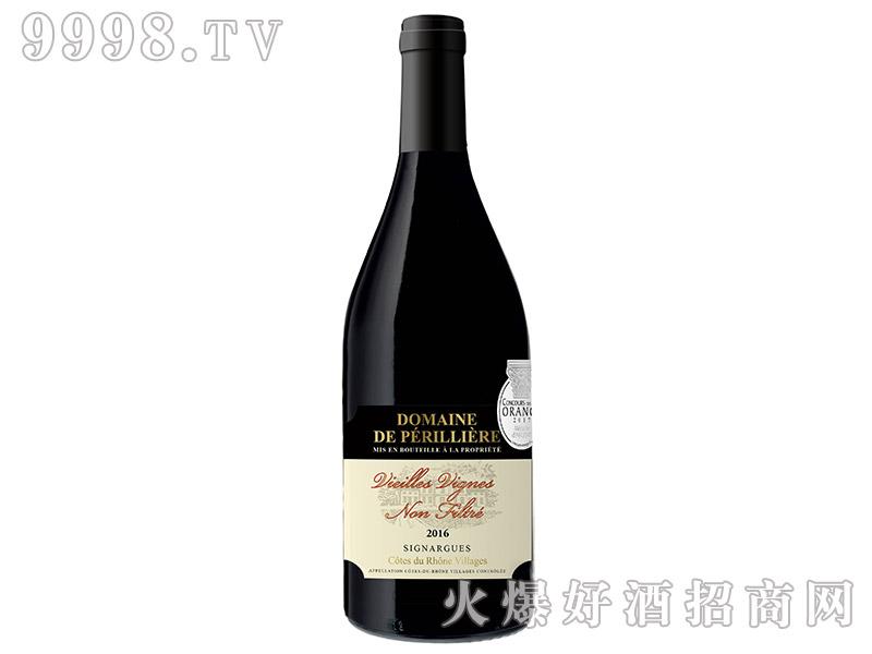 罗纳河谷佩黎酒庄干红葡萄酒