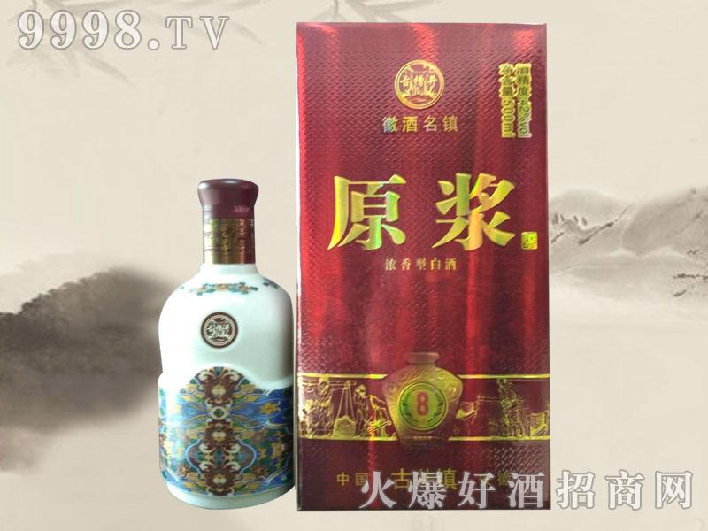 古槽井原浆酒8(白瓶)