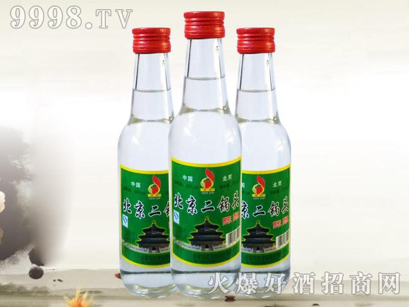 北京二锅头酒陈酿248ML