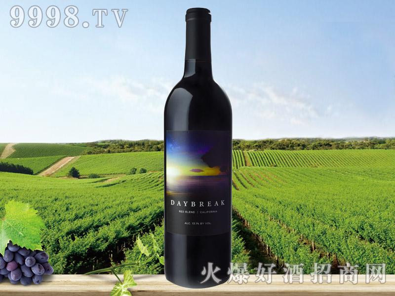 黎明红葡萄酒品酒笔记干红葡萄酒