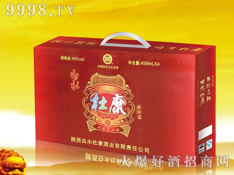 白水杜康酒・经典礼盒