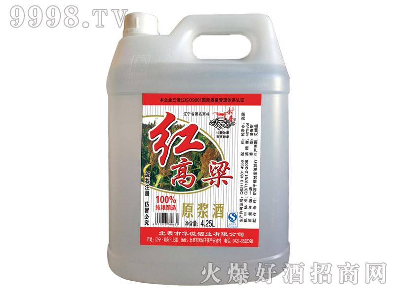 村井坊红高粱原浆酒4.25L