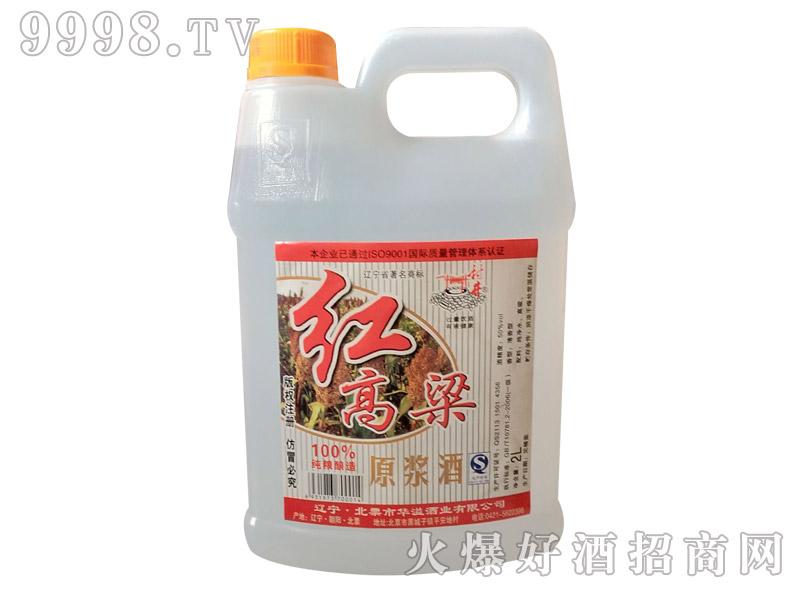 村井坊红高粱原浆酒2L