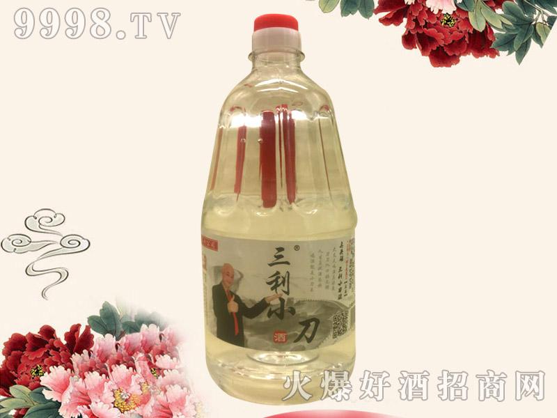 三利小刀酒-42度2L