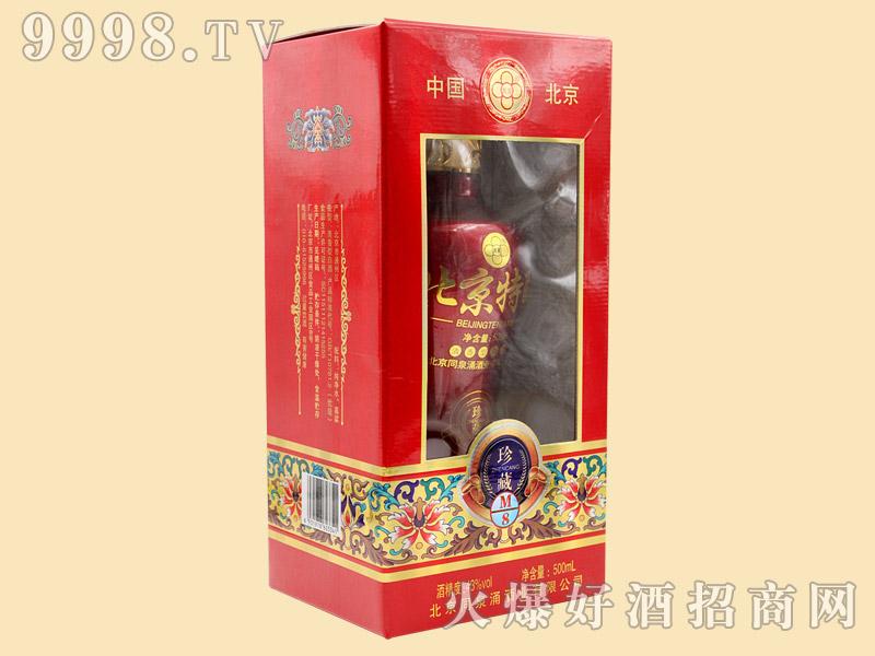 北京特酿酒珍藏M8