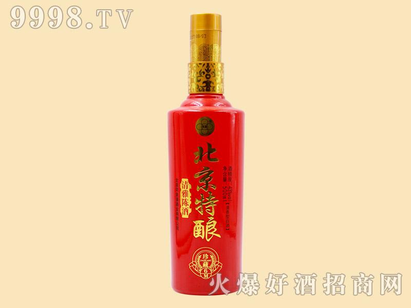 北京特酿酒珍藏M6