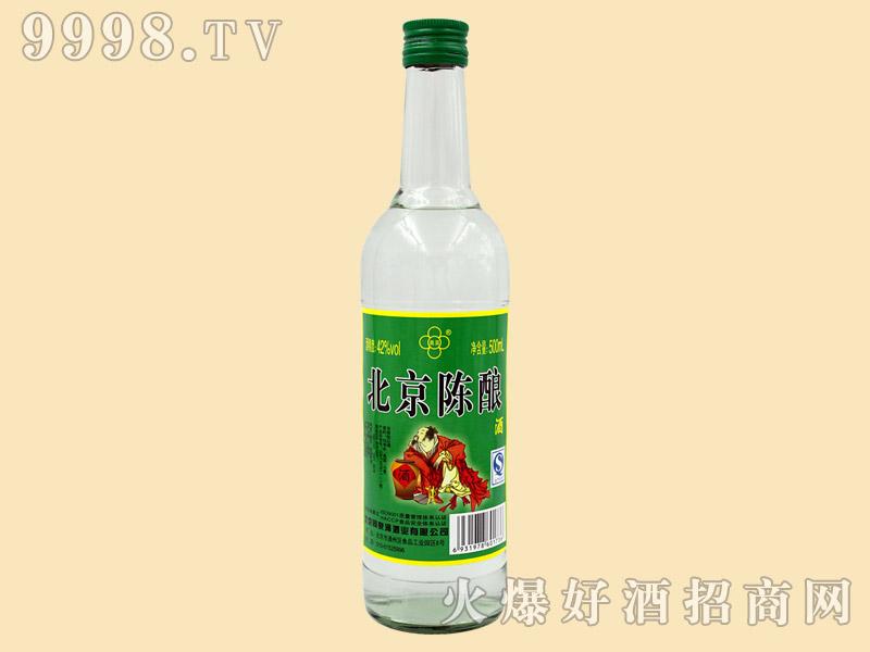 奥喜北京陈酿酒42°