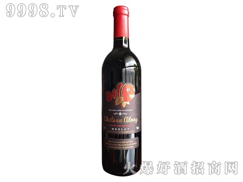 艾隆酒庄隆御干红葡萄酒