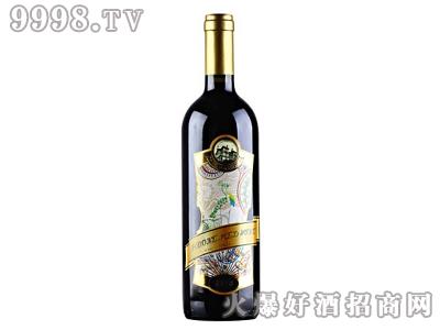 德威堡孔雀红葡萄酒