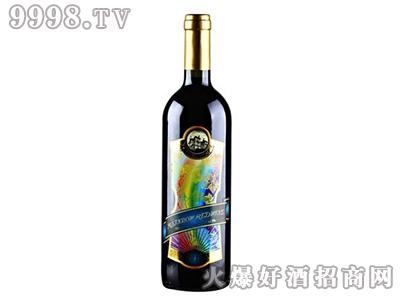 德威堡彩虹红葡萄酒