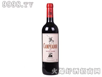 德威堡勇士红葡萄酒