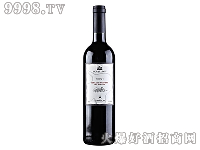 德威堡西拉干红葡萄酒
