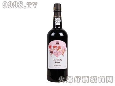 德威堡红钻波特葡萄酒情人节专属