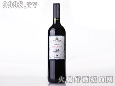 德威堡梅乐干红葡萄酒