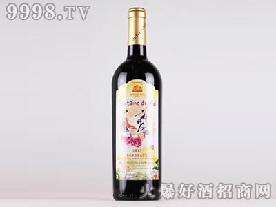 德威堡凤丹德妮干红葡萄酒中秋定制