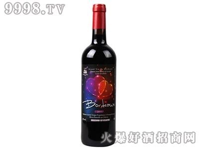 德威堡博斐干红葡萄酒情人节订制