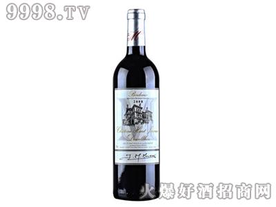 德威堡雅鲁兹红葡萄酒