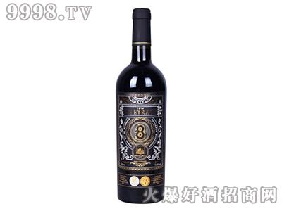 德威堡怡和堡2014干红葡萄酒
